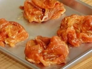 豚こまとれんこんの炒め酢豚