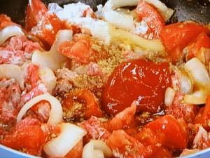 フレッシュトマトのハヤシライス