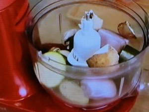 もこみち流 イカのクスクス詰め~アサリのバターソース