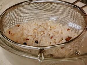 雑穀ミックス+米のゆで方