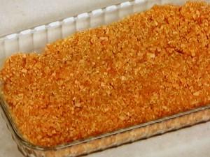 キヌアトマトの卵焼き