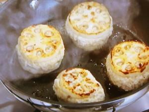 辛子レンコン照り焼き