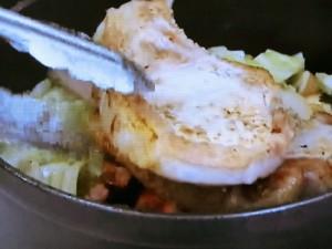 もこみち流 骨付き豚肉と野菜の煮込み