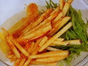 季節の油淋鶏(ユーリンチー)