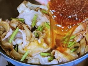 豚ゴボウの炒め煮