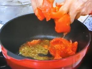 レミ風トマト炒め(牛トマ)