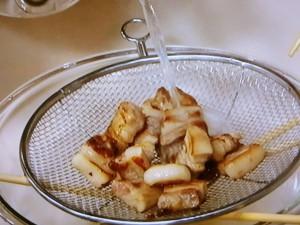 大根と豚バラ肉の南蛮煮