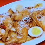 もこみち流 中華風 鶏手羽のピリ辛煮