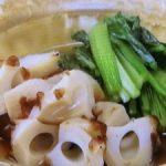 小松菜とちくわの煮びたし