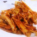 鶏スペアリブの酢煮