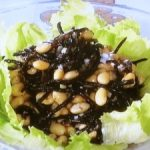 ひじきと大豆のサラダ