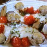 ミニトマトたっぷりアクアパッツァ
