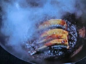 いわしの中華風味噌煮