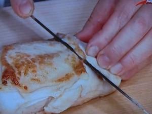 鶏肉の蒸し煮ごま酢だれ