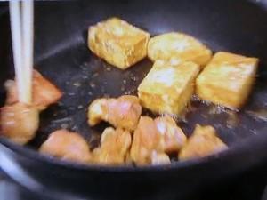 水いらず豆腐カレー