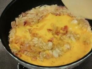 茗荷卵焼き