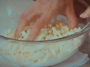 とうもろこしのチーズ焼き