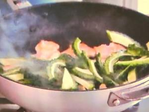 もこみち流 鶏むね肉とゴーヤのさっぱり炒め