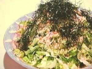 ニッポンのサラダ