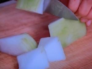 冬瓜とえびのカレー