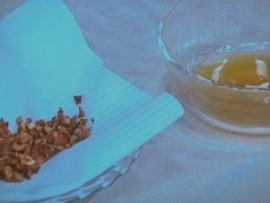 桃とミントのスープ&きゅうりとメロンのスープ