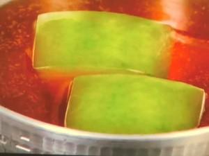 冬瓜と海老の清汁