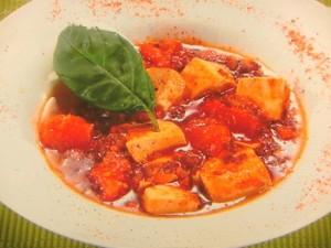 イタリア風麻婆豆腐