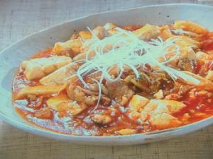 豚キム麻婆豆腐