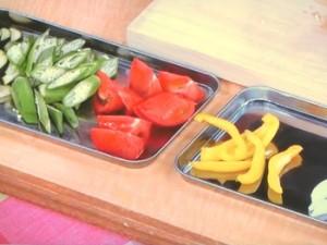 夏野菜たっぷり!牛肉のスタミナ焼き