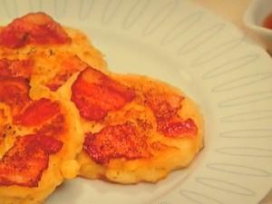 奥薗流!トウモロコシの発酵パンケーキ