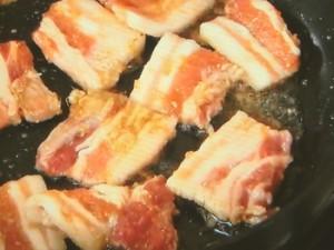 ゴーヤと豚バラのスタミナ炒め