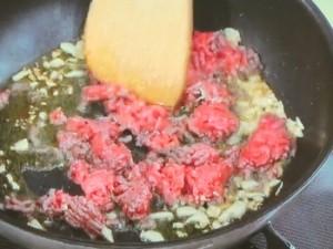 トマト・ミートスパゲティ