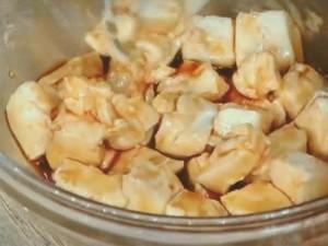 ツナと納豆の和風パスタ