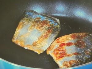 焼きさばの和風チーズタルタル