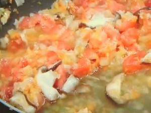 イカのトマト煮
