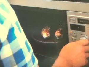 超カンタン焼きナス