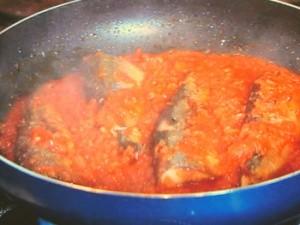 さんまのトマト煮