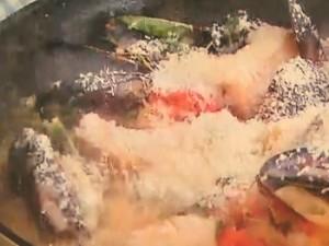 もこみち流 メカジキとムール貝のペンネ