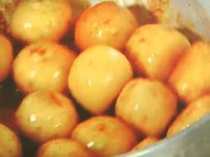小芋の炊き込みご飯