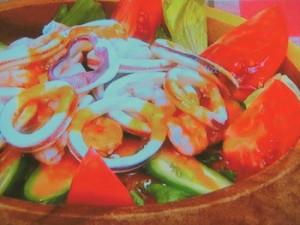 太一母レシピ「昭和サラダ」