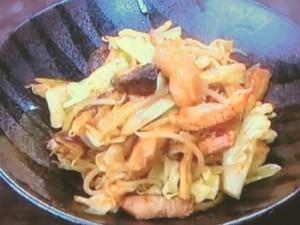 もこみち流 カレー風味のスパイシー野菜炒め