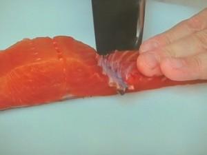 鮭のみそ焼き(ちゃんちゃん焼き)