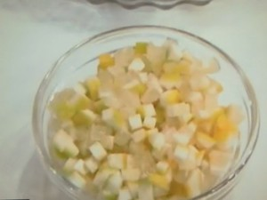 時短塩レモン