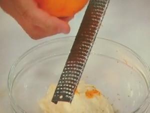 まるごとオレンジのフレンチトースト