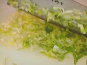 ふわふわ鶏団子の豆乳鍋