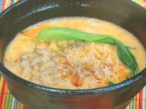 ダイエット150kcal 簡単坦々麺!