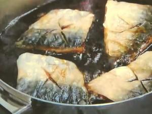 サバのおろし煮