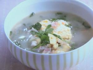 卵焼きのスープ