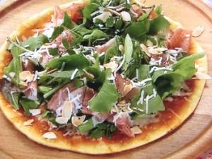 簡単手作りピザ