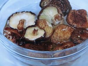 刻み干し椎茸の旨煮